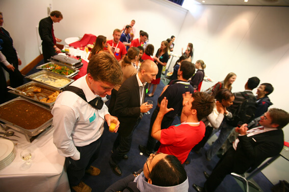 Young Statisticians' Section lunch at the Royal Statistical Society conference 2012
