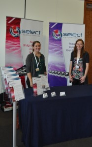 Royal Statistical Soceity Conference Stand